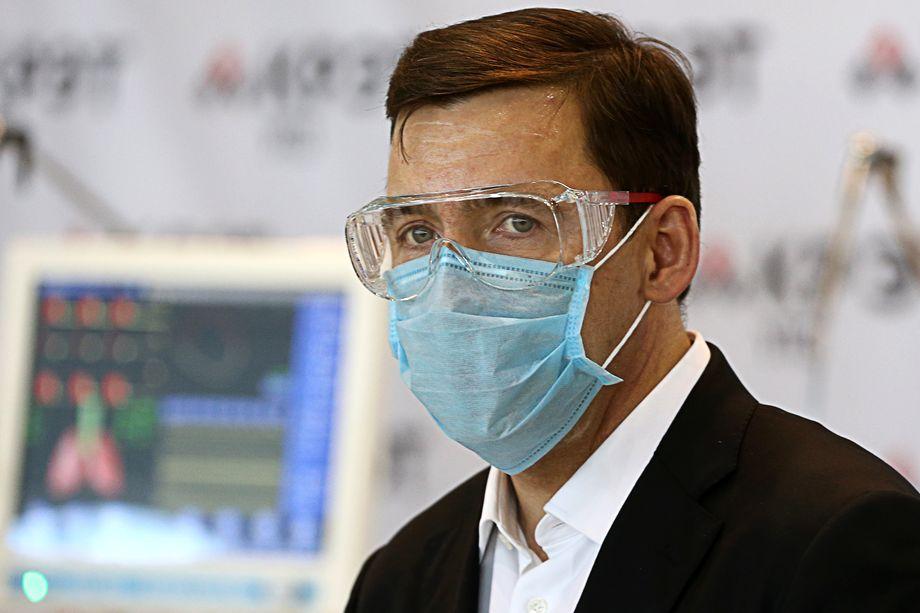 5 октября губернатор подписал указ о введении новых ограничительных мер из-за ситуации с заболеваемостью COVID-19.