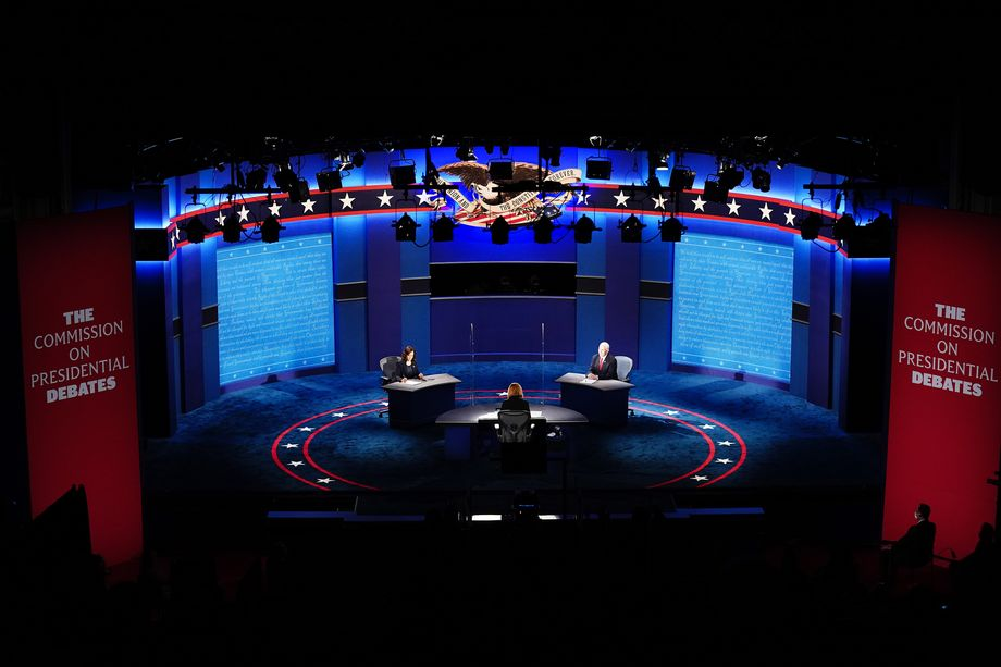 По мнению президента США, кандидат от демократов Камала Харрис допустила множество ошибок во время теледебатов.