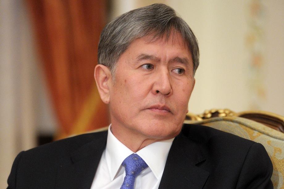 Накануне на бывшего главу Киргизии совершили покушение.