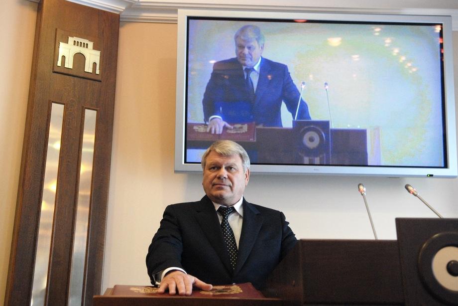Валерий Зеренков поддержал работу по наведению порядка в КМВ, но потом внезапно подал в отставку…