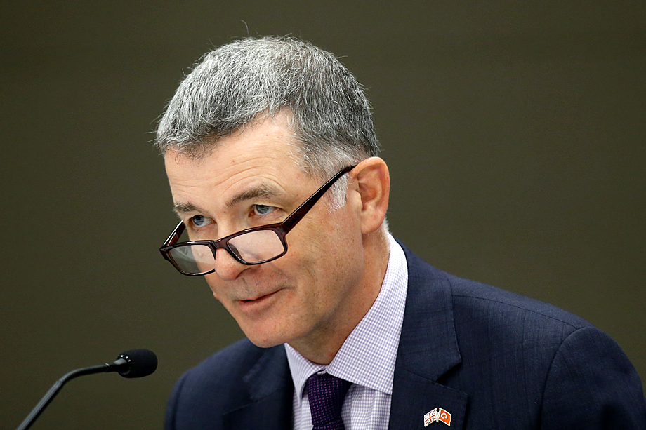 Конфликт в Нагорном Карабахе реанимирован не без интриг MI-6 в лице директора Ричарда Мура.