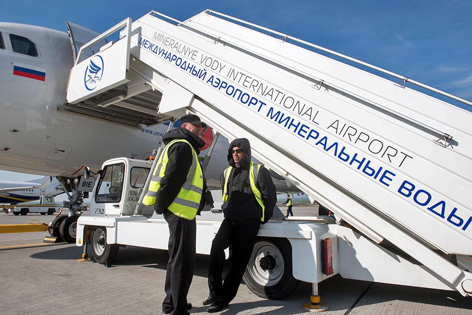 На территории Кавказских Минеральных Вод расположен в том числе и главный авиахаб региона – международный аэропорт Минеральные Воды.