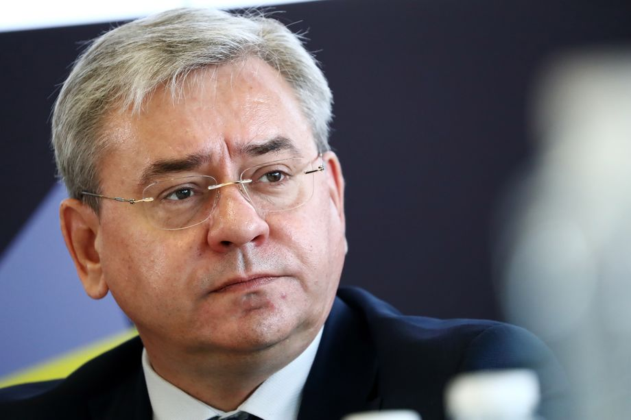 Ранее Алексей Кулапин возглавлял департамент государственной энергетической политики Министерства энергетики РФ.