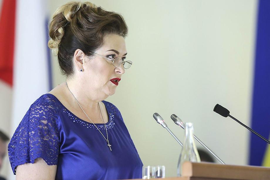 После инцидента с гибелью больных на ИВЛ в ковидном госпитале ушла в отставку глава Минздрава Ростовской области Татьяна Быковская.