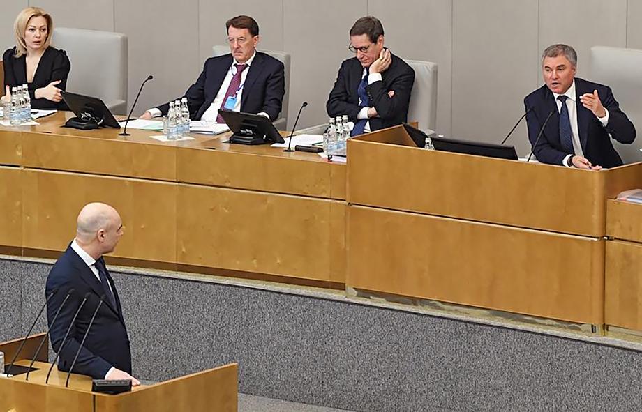 Спикер нижней палаты парламента напомнил о позиции Минфина по вопросу обеспечения младших школьников бесплатным горячим питанием.