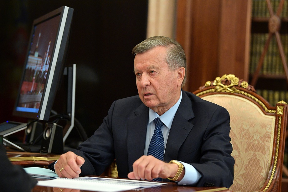 Руденю считают креатурой председателя совета директоров «Газпрома» Виктора Зубкова (на фото).