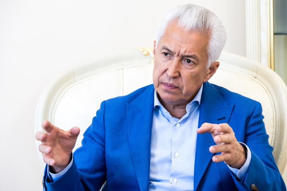 Региональную политику в Тверской области долгое время негласно курировал Владимир Васильев.
