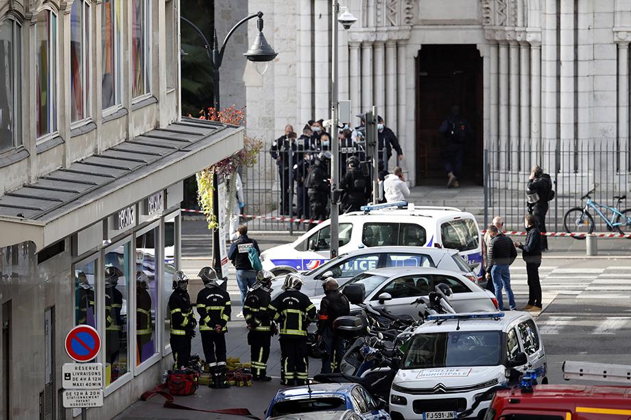 В Ницце после инцидента временно закроют все храмы.