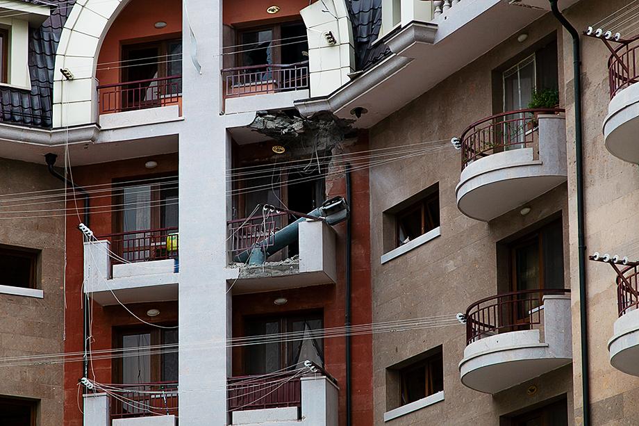 В Карабахе срывается уже четвёртая договорённость о перемирии.