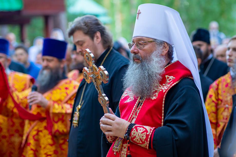 Владыка будет работать удалённо, пояснили в епархии.