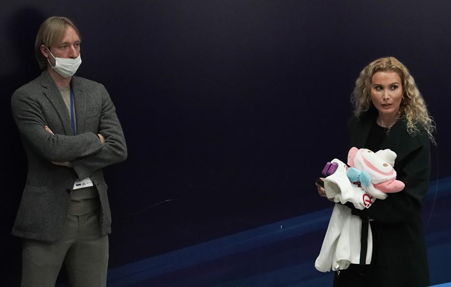 Олимпийский чемпион Евгений Плющенко утверждён наставником чемпионки Европы Алёны Косторной, которая ранее занималась в группе Этери Тутберидзе.