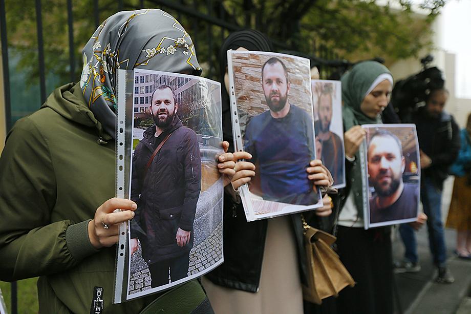 Власти Германии продолжают считать жертвой и Зелимхана Хангошвили – боевика и соратника террористов Масхадова и Басаева.