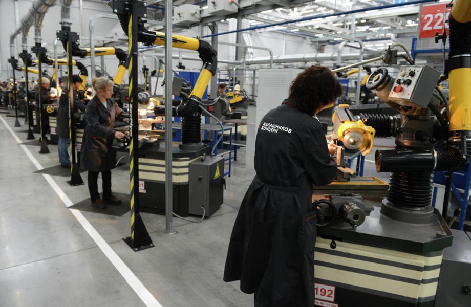 «Калашников» – один из крупнейших производителей вооружений в РФ.