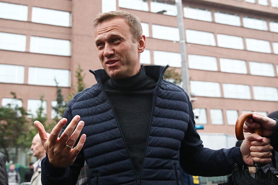 Отсутствие информации с немецкой стороны не позволяет правоохранителям из России сделать окончательный вывод о госпитализации Навального.