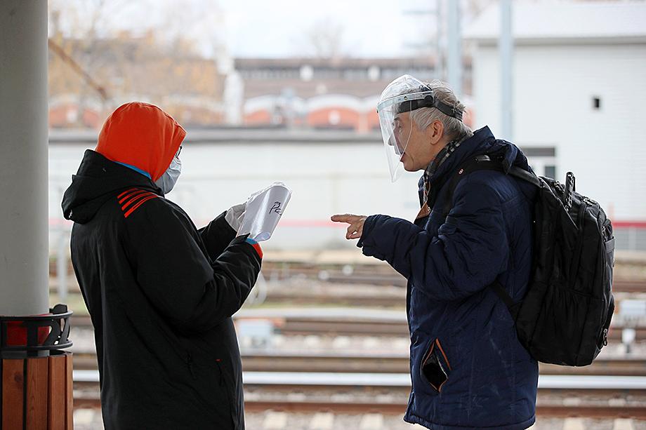 Меры борьбы с эпидемией в Москве и других российских регионах во многом схожи…