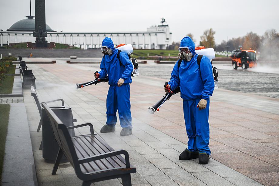 …но у Москвы есть неоспоримое преимущество – больше возможностей.
