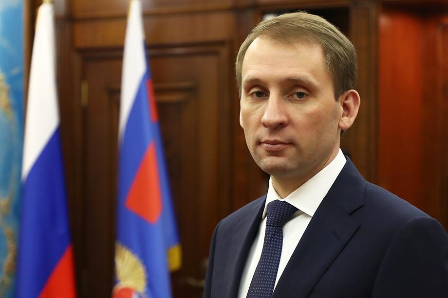 На госслужбу Александр Козлов перешёл в 2011 году.