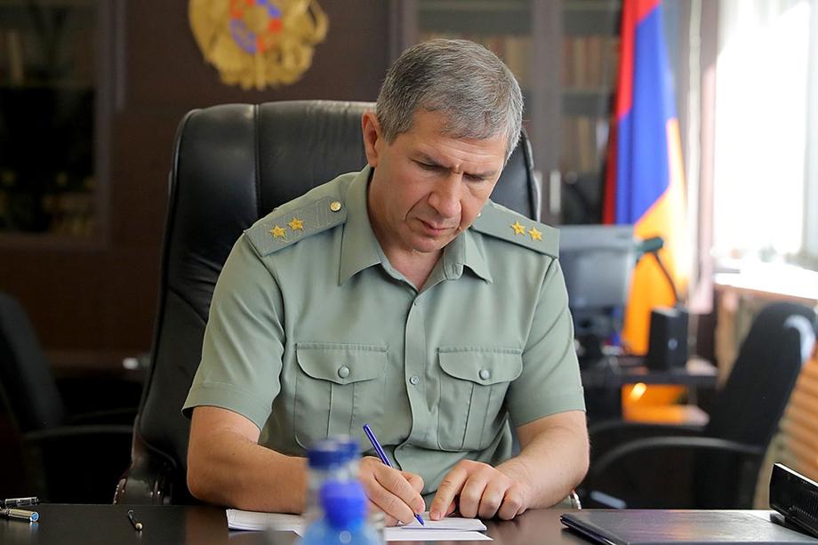Источники «Октагона» допускают, что оппозиция может выдвинуть Гаспаряна в качестве замены Пашиняну.