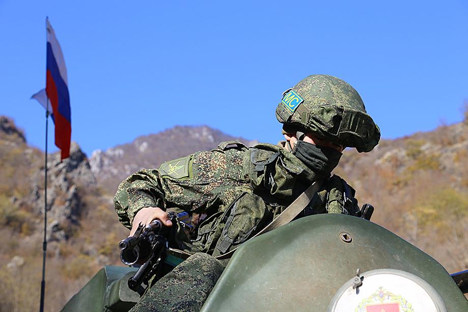 Костяк российских миротворцев – ульяновские десантники, почти все – с боевым опытом.