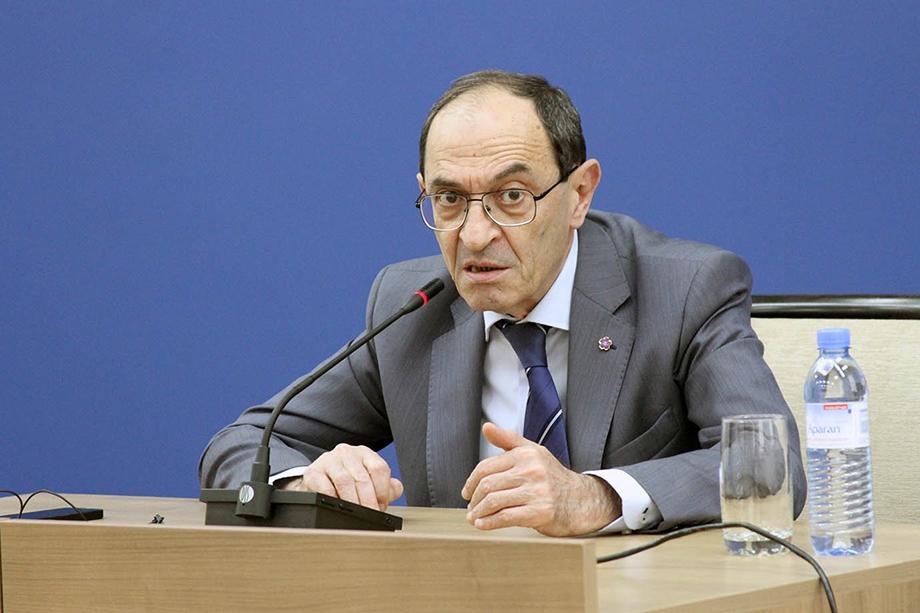 Указ об отставке замминистра подписал премьер-министр Армении Никол Пашинян.