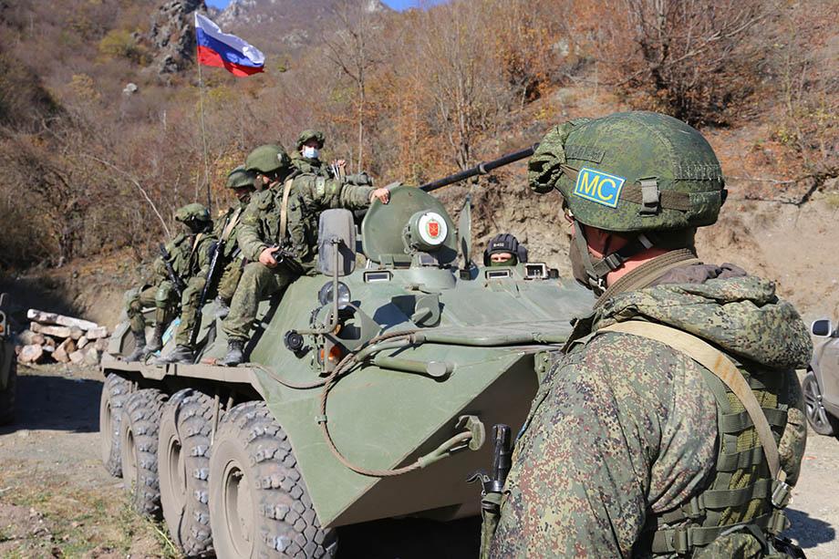 Безопасность на Лачинском коридоре будет контролироваться российским миротворческим контингентом.