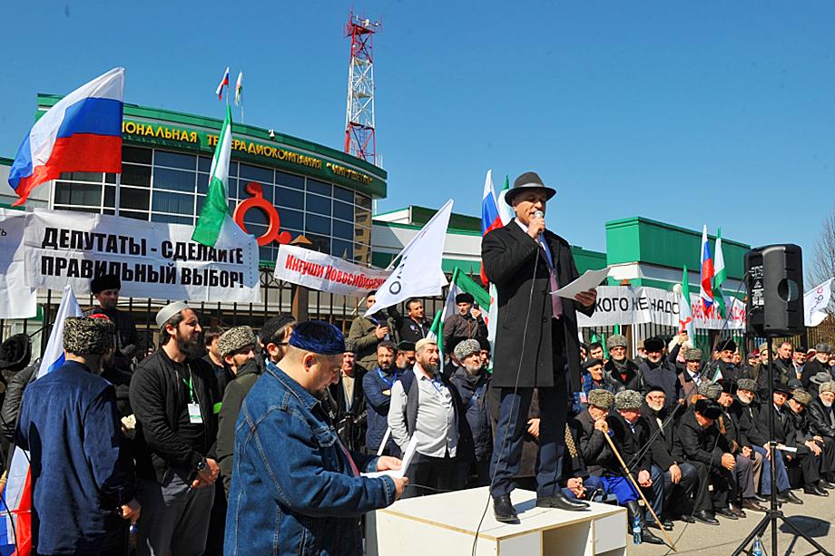 Внезапно вернувшийся на родину Ахмед Погоров занялся ревизией коррупции в республике.