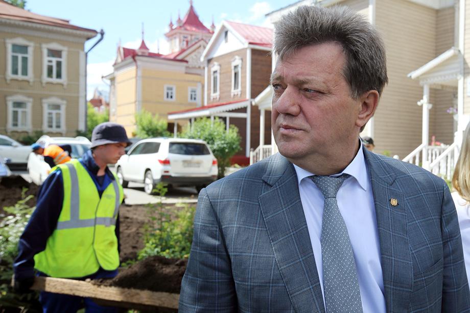 Ивана Кляйна подозревают в махинациях со статусом земли ОАО «Томское пиво», которое принадлежит ему.