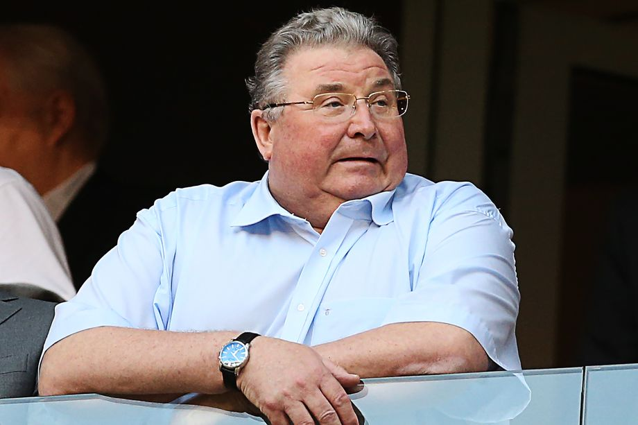 Владимир Волков возглавляет регион с 2012 года.
