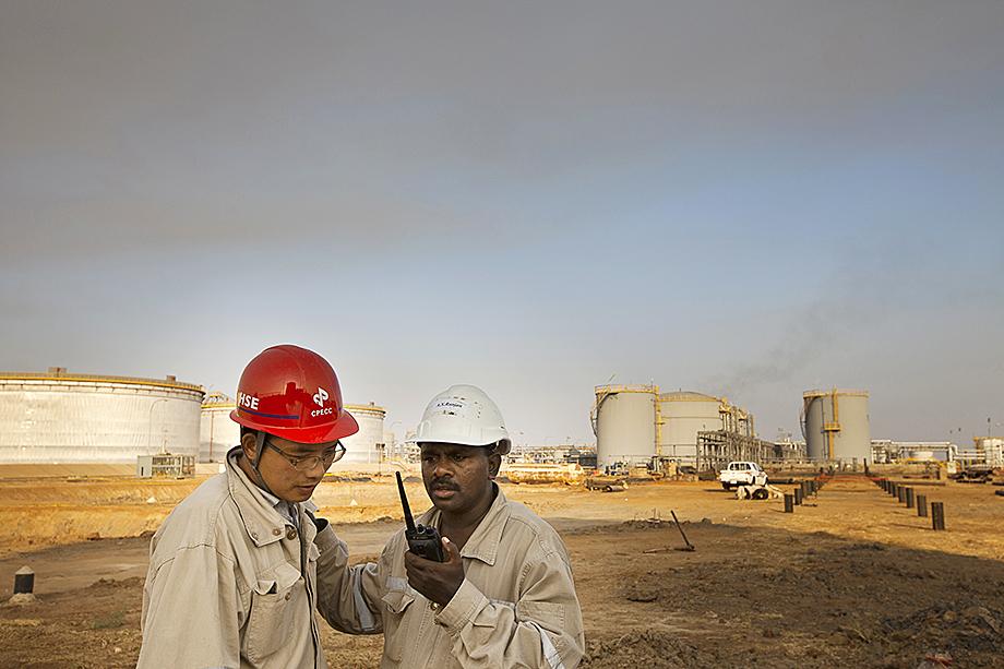 Несколько десятков лет назад экономику Судана спас Китай, прибрав к рукам местную нефтяную отрасль.