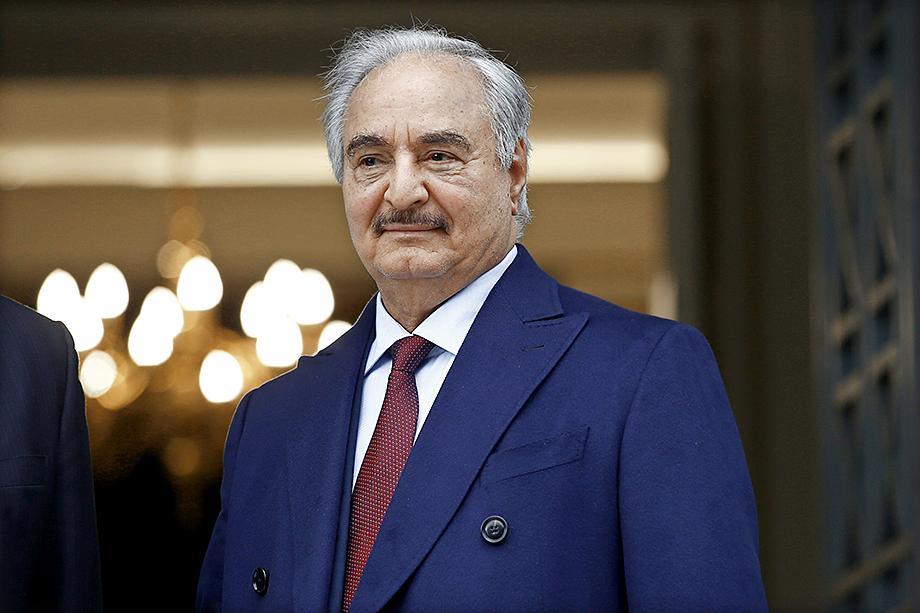 Влияние России в Ливии возвращается благодаря главному партнёру Москвы – Халифу Хафтару.