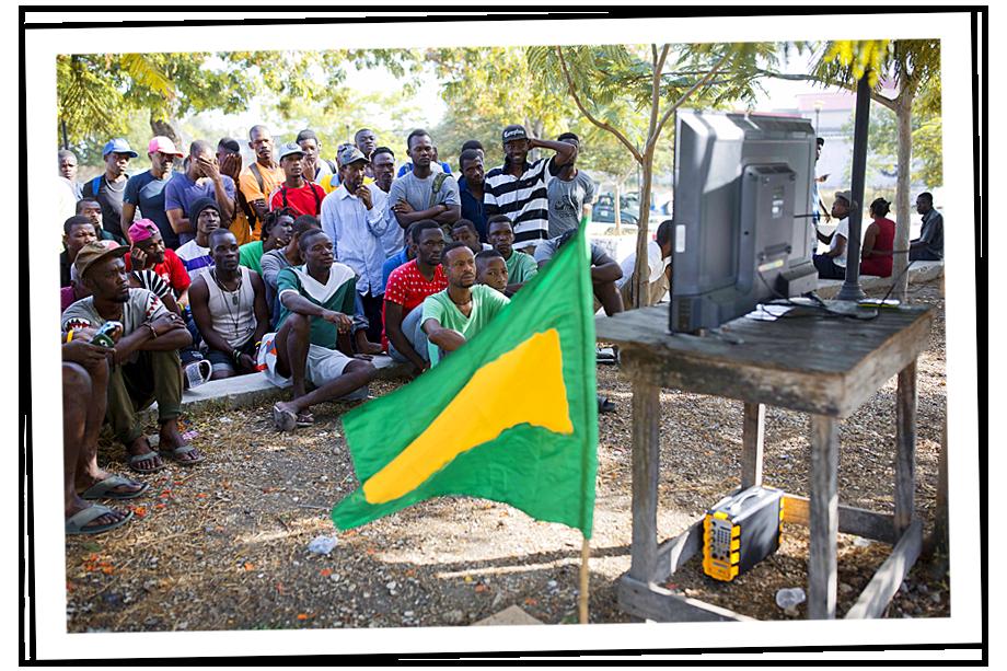 Haiti Soccer World Cup. 2018 год.