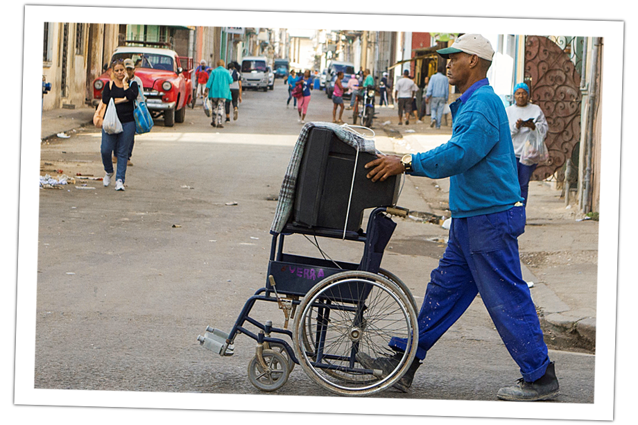 Гавана. Куба. 2019 год.