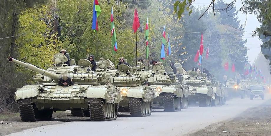 Изначально планировалось, что Кельбаджарский район отойдёт Азербайджану 15 ноября.