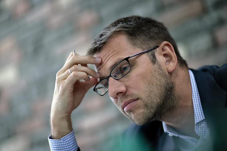 Новая должность у Винокурова появилась в период больших финансовых проблем у издателя «Сплетника».