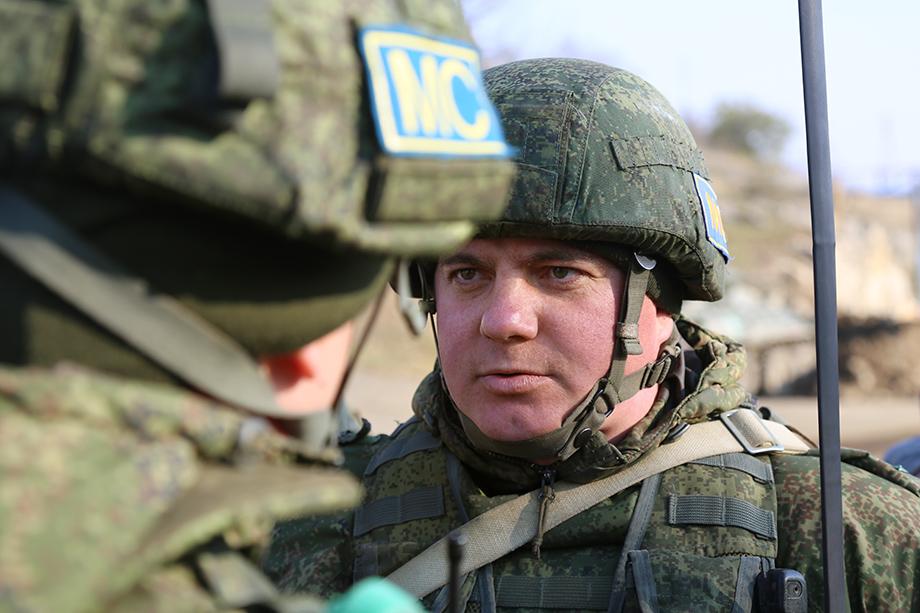 Российские миротворцы здесь надолго. Этот факт, как ничто другое, вселяет в сердца местного населения надежду на покой.