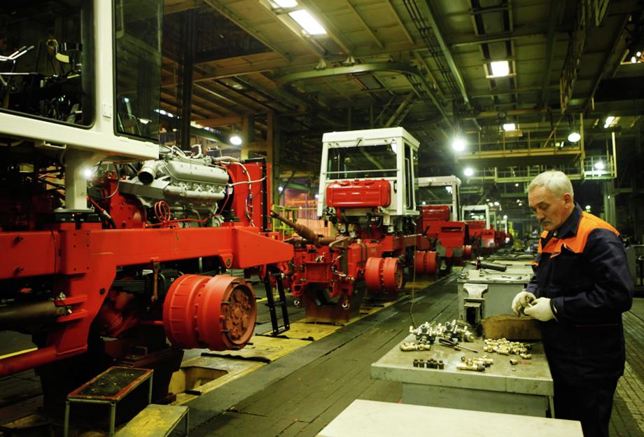 Кировский завод, история которого насчитывает уже более 200 лет, – одно из старейших и крупнейших машиностроительных и металлургических предприятий России.