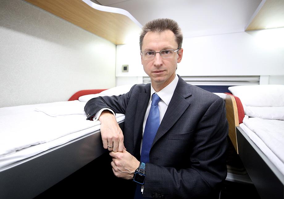 Пётр Иванов в разные годы возглавлял Федеральную пассажирскую компанию, «Мосгортранс» и «Скоростные магистрали».