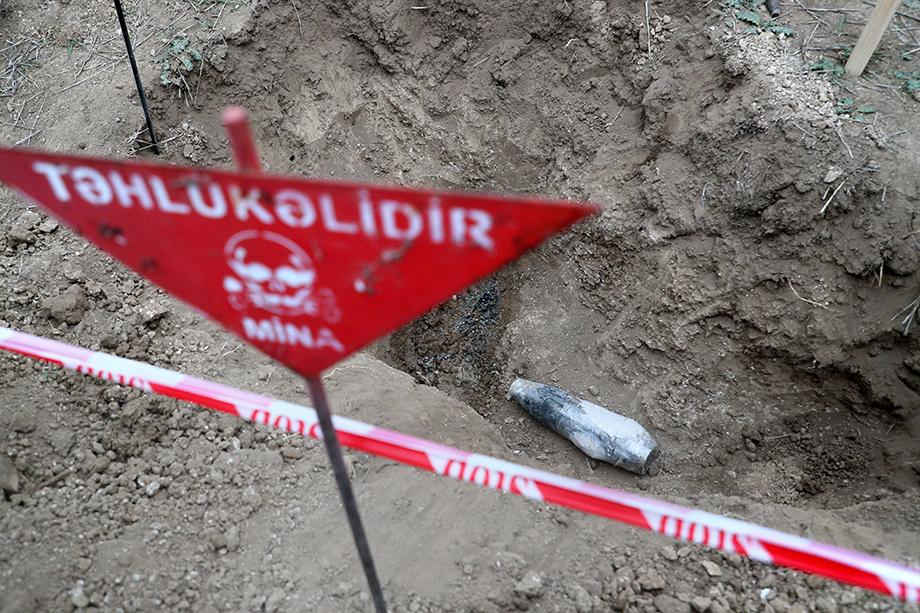 Турецкие сапёры проведут разминирование территорий и тренинги для азербайджанских солдат.