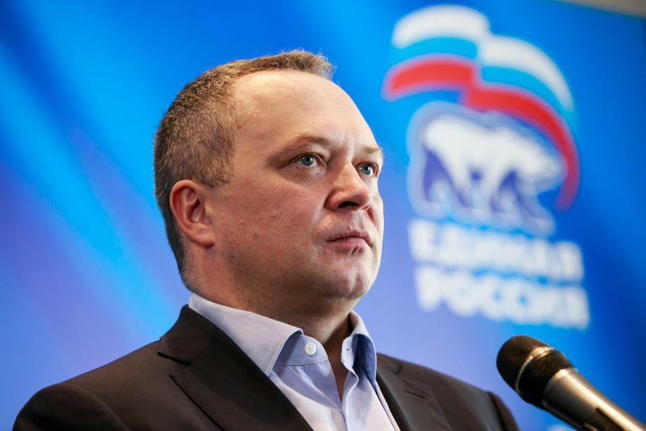 Источники «Октагона» сообщают, что главой предвыборного штаба «Единой России» станет Константин Костин.