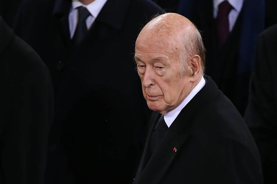 Жискар д'Эстен занимал пост главы государства с 1974 по 1981 год.
