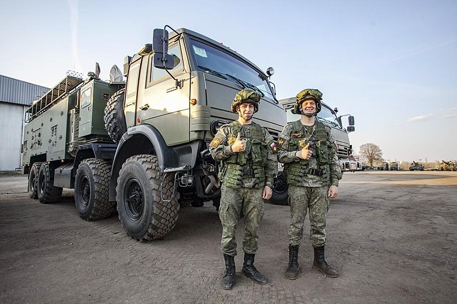 Первый комплекс РЭБ «Палантин» прошёл обкатку в одном из подразделений Западного военного округа (ЗВО) ещё в апреле 2019 года.
