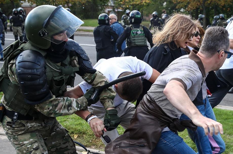 Принцип «нулевой толерантности» от Лукашенко: преследование протестующих по всей строгости закона без каких-либо скидок.