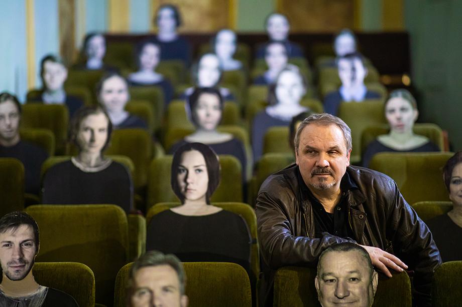 Сергей Федотов, художественный руководитель театра «У Моста».