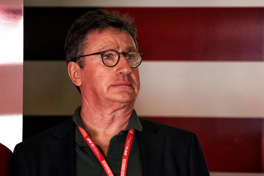 Луи Камиллери возглавил компанию Ferrari в 2018 году.