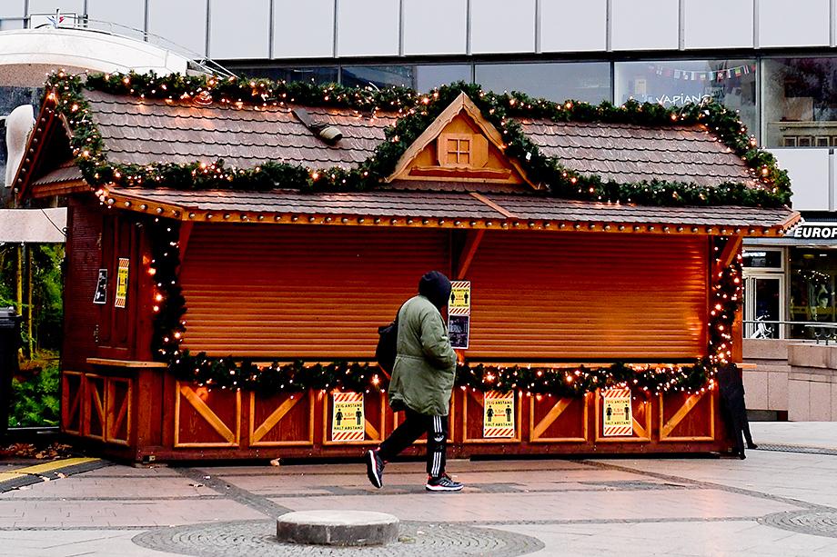 Традиционное празднование Рождества в Германии по сути отменяется.