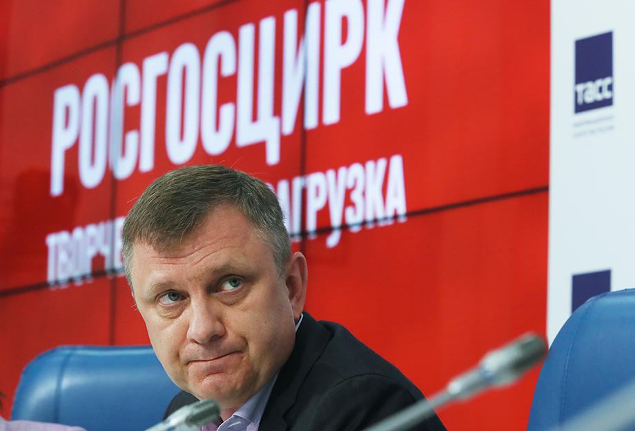За время работы Владимир Шемякин неоднократно подвергался критике со стороны циркового сообщества.