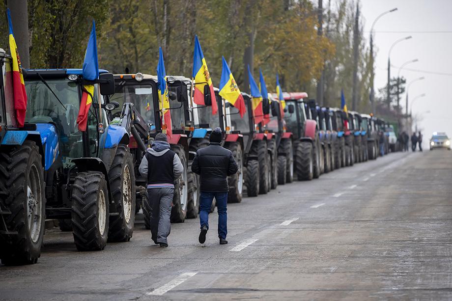 Ранее фермеры призвали депутатов не допустить дальнейшего разрушения сельского хозяйства.