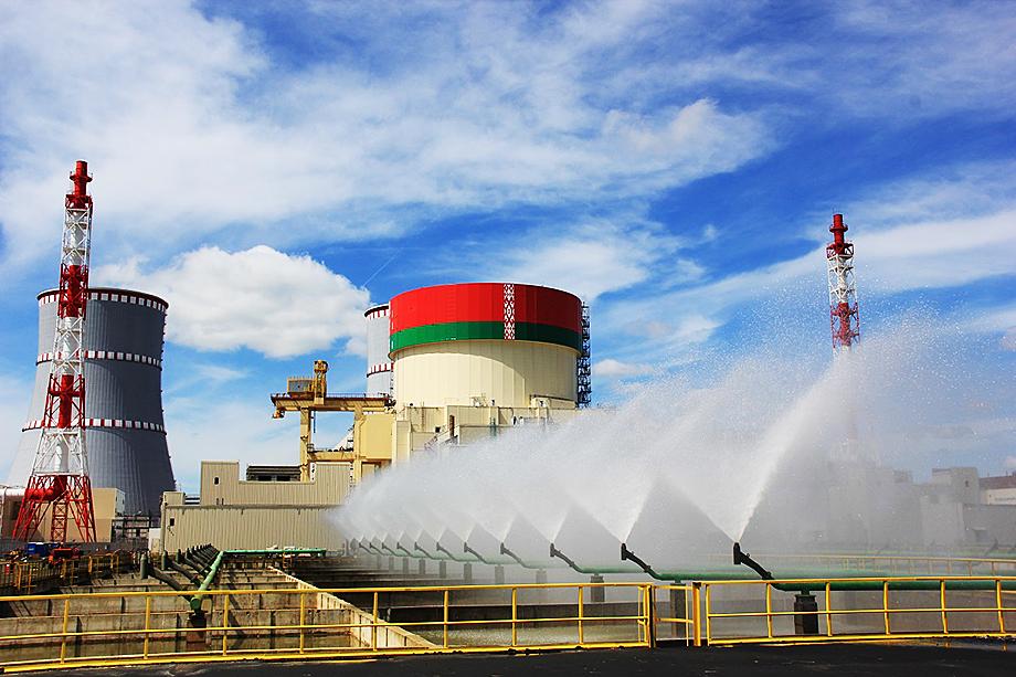 Несмотря на политическую ситуацию в Белоруссии, «Росатом» продолжал строительство в республике атомной электростанции.
