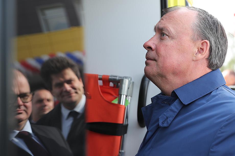 Алексей Орлов ранее занимал должность замгубернатора Свердловской области.