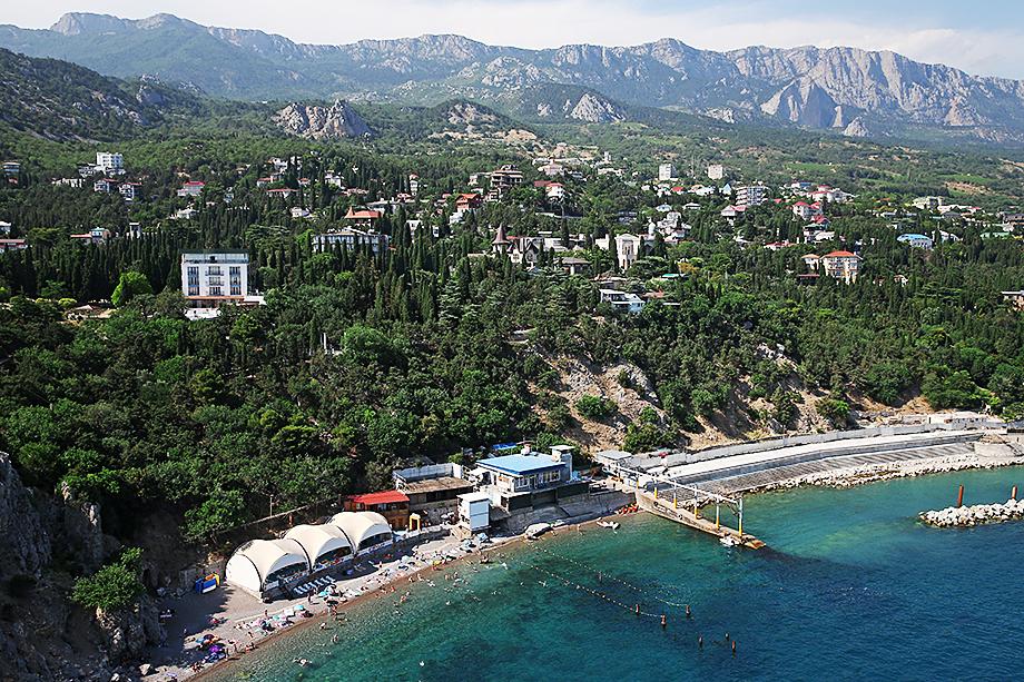 Симеиз, Крым.
